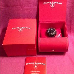 Swiss Legend Men's watch